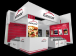 Merchandise booth 3D model material