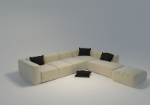 People sofa 3D model