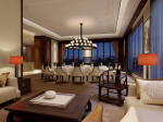 Chinese hotel room package 3d model