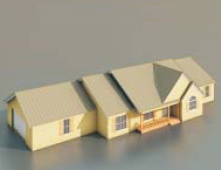 Dwellings/ Architectural Model-4