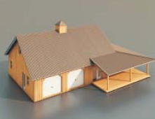 Residentials / Architectural Model10