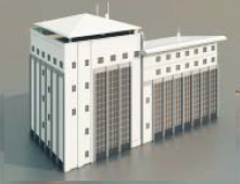 1  fices/ fice  Buildings / Architectural Model-7