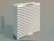 The hotels/ guesthouses   / Architectural Model-19