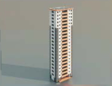 High-rise residential buildings / Architectural Model-50
