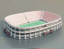 Stadium /Soccer Stadium/ Architectural Model-51