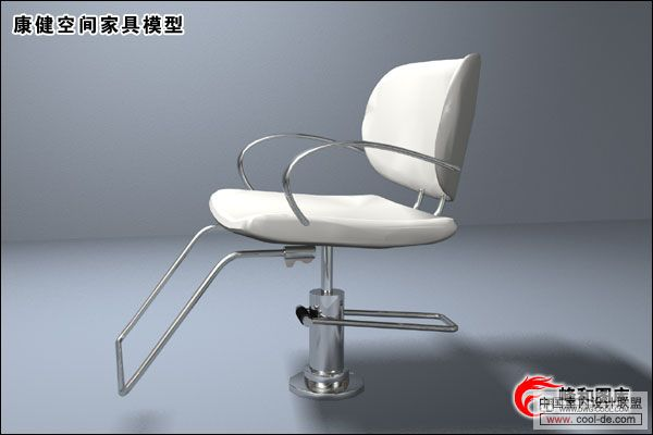 Beauty salon li rong chair chair hair washer 3d for Mobel 3d download