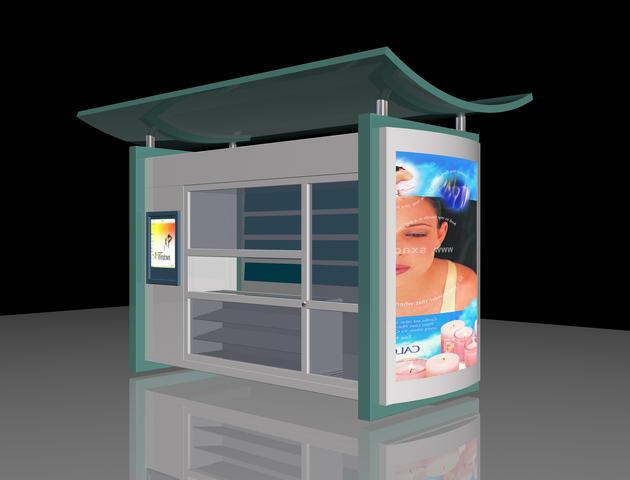 Newsstands 3d Model Download Free 3d Models Download