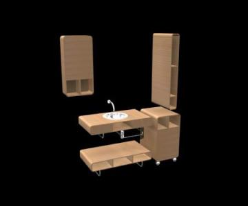 Cabinets/Cupboard 3D Model Free Download 3D Model Download,Free 3D ...