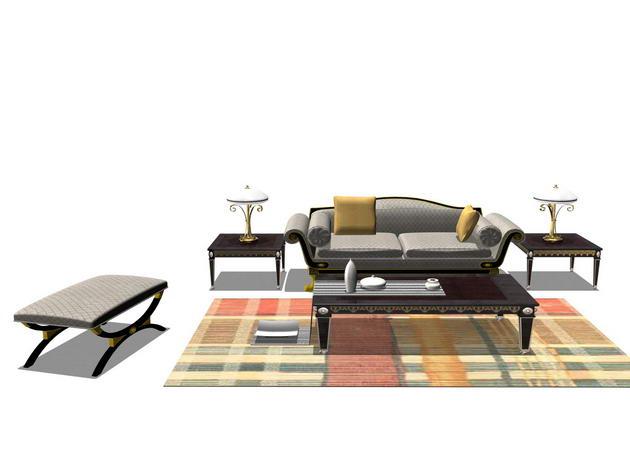 Sa Combination Furniture 3d Model Download Free 3d