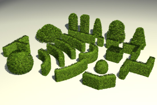 Bushes Coppices 3d Model Download Free 3d Models Download