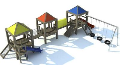 Beach Leisure Facilities 3d Model Download Free 3d Models
