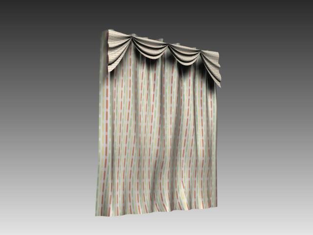 Furniture Curtains 021 3d Model Download Free 3d Models