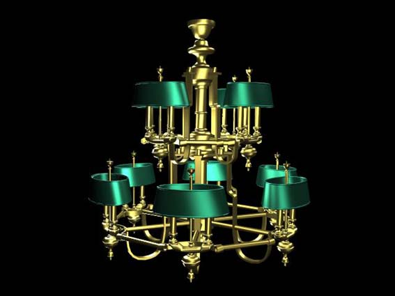 Lighting  - chandeliers 008