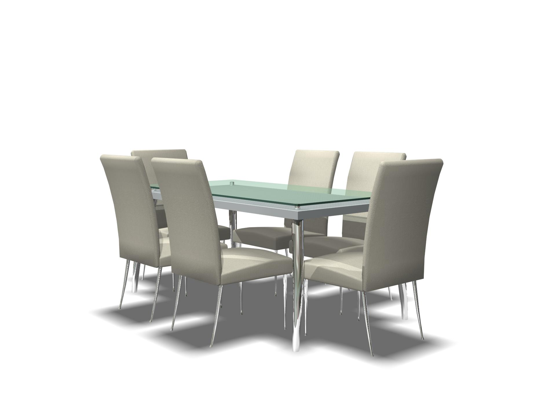 Furniture table 009 table 3d model download free 3d for Model furniture