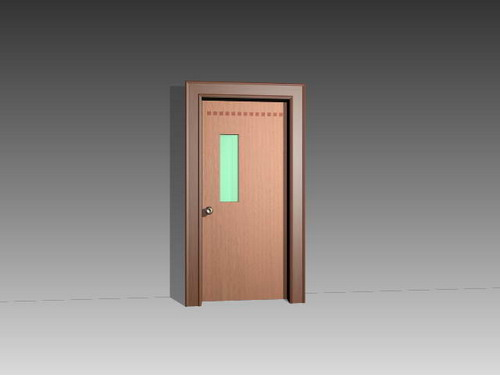 Classroom Window Design ~ Door doors d model download free models