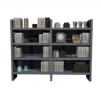 Furniture- cabinets 011 - bookcase