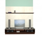 Furniture- cabinets 014 - audio-visual counters