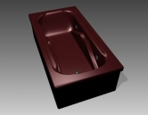 Bathroom -Bathtub 011