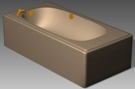 Bathroom -Bathtub 013