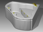 Bathroom -Bathtub 014