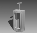 Bathroom -Urinals 001