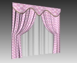 Furniture - curtains 003