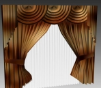 Furniture - curtains 007