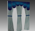 Furniture - curtains 009