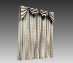 Furniture - curtains 021