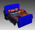 Furniture - beds a006