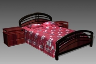 Furniture - beds a012