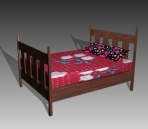 Furniture - beds a018