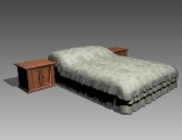 Furniture - beds a020