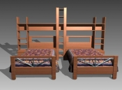 Furniture - beds a022