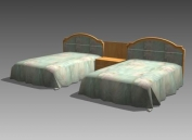 Furniture - beds a023