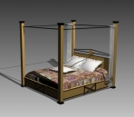 Furniture - beds a026