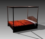 Furniture - beds a028