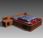 Furniture - beds a041