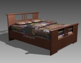 Furniture - beds a045