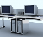 Office furniture  001 - desks