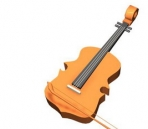 Musical instruments - violin