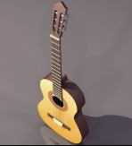 Musical instruments - guitar, 6