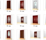 solid wood door and Mentao