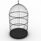Leisurelibrary --3d model   birdcages