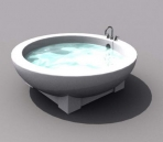 3d model material /  bath appliances   (6)