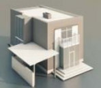 1    house Buildings / Architectural Model-9