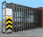 Modern factories used electric door model