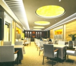 Restaurant Design Bright