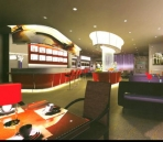 Restaurant Design Rouge