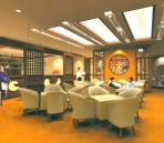 Chinese Restaurant Design Leisure Style